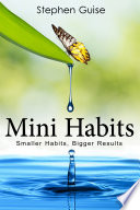 Mini Habits Book