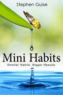 Mini Habits Pdf/ePub eBook