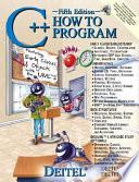C++ 大学教程