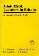 Adult ESOL Learners in Britain