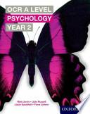 OCR a Level Year 2 Psychology