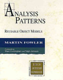 Analysis Patterns