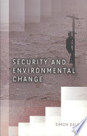 Security And Environmental Change Book PDF