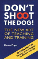 link to Don't Shoot the Dog! in the TCC library catalog