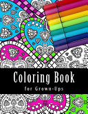 Coloring Book for Grown-Ups