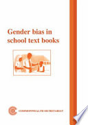 Gender Bias in School Text Books
