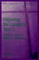 Preparing the Liturgical Year