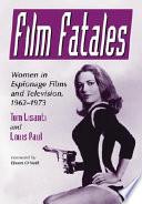 Film Fatales Book