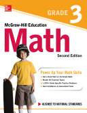 McGraw-Hill Education Math Grade 3, Second Edition