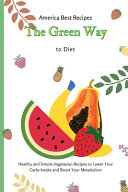 The Green Way to Diet