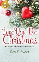 Love You Like Christmas Pdf
