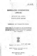 Report   Estimates Committee