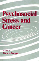 Psychosocial Stress and Cancer