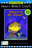 Pdf Nir! Read It, Write It, Draw It: Where is My Home? - Level 2