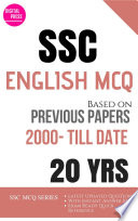 ENGLISH SSC MULTIPLE CHOICE QUESTIONS YEARWISE.epub