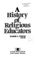 A History of religious educators