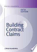 Building Contract Claims