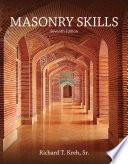 Masonry Skills Book