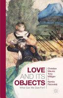 Love and Its Objects Pdf/ePub eBook