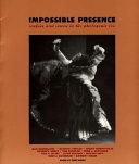 Pdf Impossible Presence