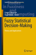 Fuzzy Statistical Decision Making