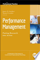 """Performance Management: Putting Research into Action"" by James W. Smither, Manuel London"
