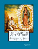 Our Lady of Guadalupe Coloring Book