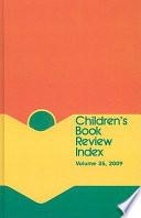 Children's Book Review Index 2009