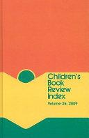 Children s Book Review Index 2009
