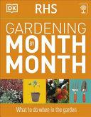 RHS Gardening Month by Month