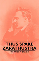 Thus Spake Zarathustra Book