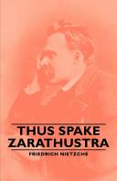 Thus Spoke Zarathustra Pdf/ePub eBook
