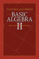 Basic Algebra II