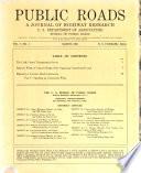 Public Roads