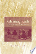 Gleaning Ruth Book