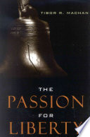 The Passion for Liberty Book