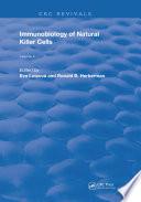 Immunobiology Of Natural Killer Cells