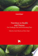 Nutrition in Health and Disease Book
