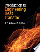 Introduction To Engineering Heat Transfer Book PDF