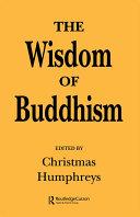 The Wisdom of Buddhism Pdf/ePub eBook