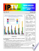 IPTV Monthly Newsletter October 2010 Book