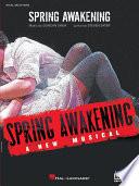 Spring Awakening  Songbook
