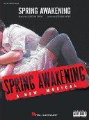 Spring Awakening (Songbook) Pdf/ePub eBook