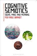 Cognitive Semiotics Pdf