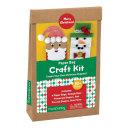 Merry Christmas  Paperbag Craft Kit