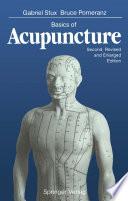 Basics of Acupuncture Book