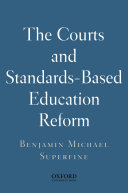 The Courts and Standards Based Reform Pdf/ePub eBook