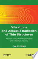 Vibrations and Acoustic Radiation of Thin Structures Book