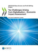 Pdf OECD/G20 Base Erosion and Profit Shifting Project Tax Challenges Arising from Digitalisation – Economic Impact Assessment Inclusive Framework on BEPS