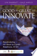 Good to Great to Innovate
